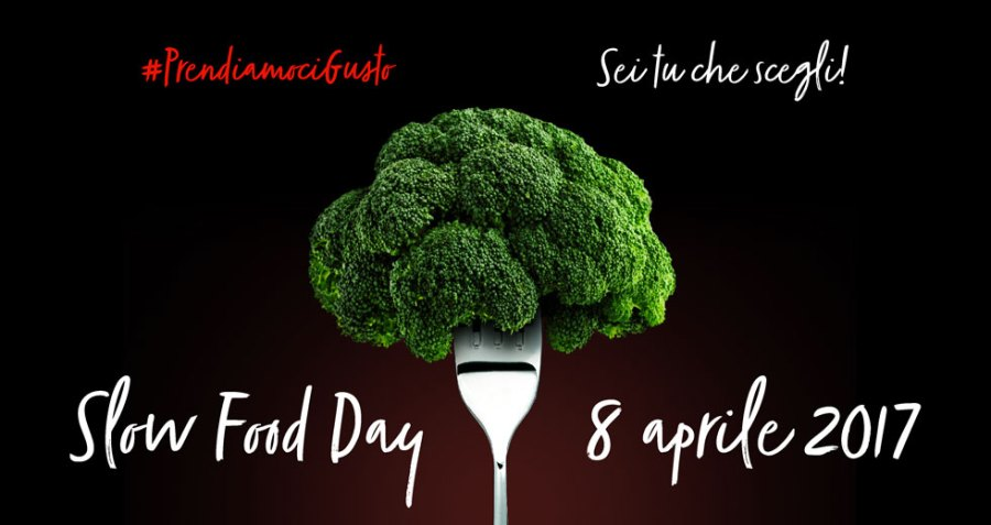 "SLOW FOOD DAY 2017   La condotta di BARI celebra il .. suo … ""SLOW FOOD DAY"""